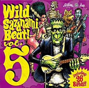 Wild Sazanami Beat! vol.5