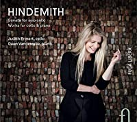 Hindemith: Sonata for Solo Cello/Works for Cello &