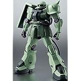 BANDAI SPIRITS ROBOT魂 機動戦士ガンダム0083 [SIDE MS] MS-06F-2 ザクIIF2型 ver. A.N.I.M.E. 約125mm ABS&PVC製 塗装済み可動フィギュア