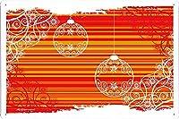メリークリスマス3のティンサイン 金属看板 ポスター / Tin Sign Metal Poster of Merry Christmas 3