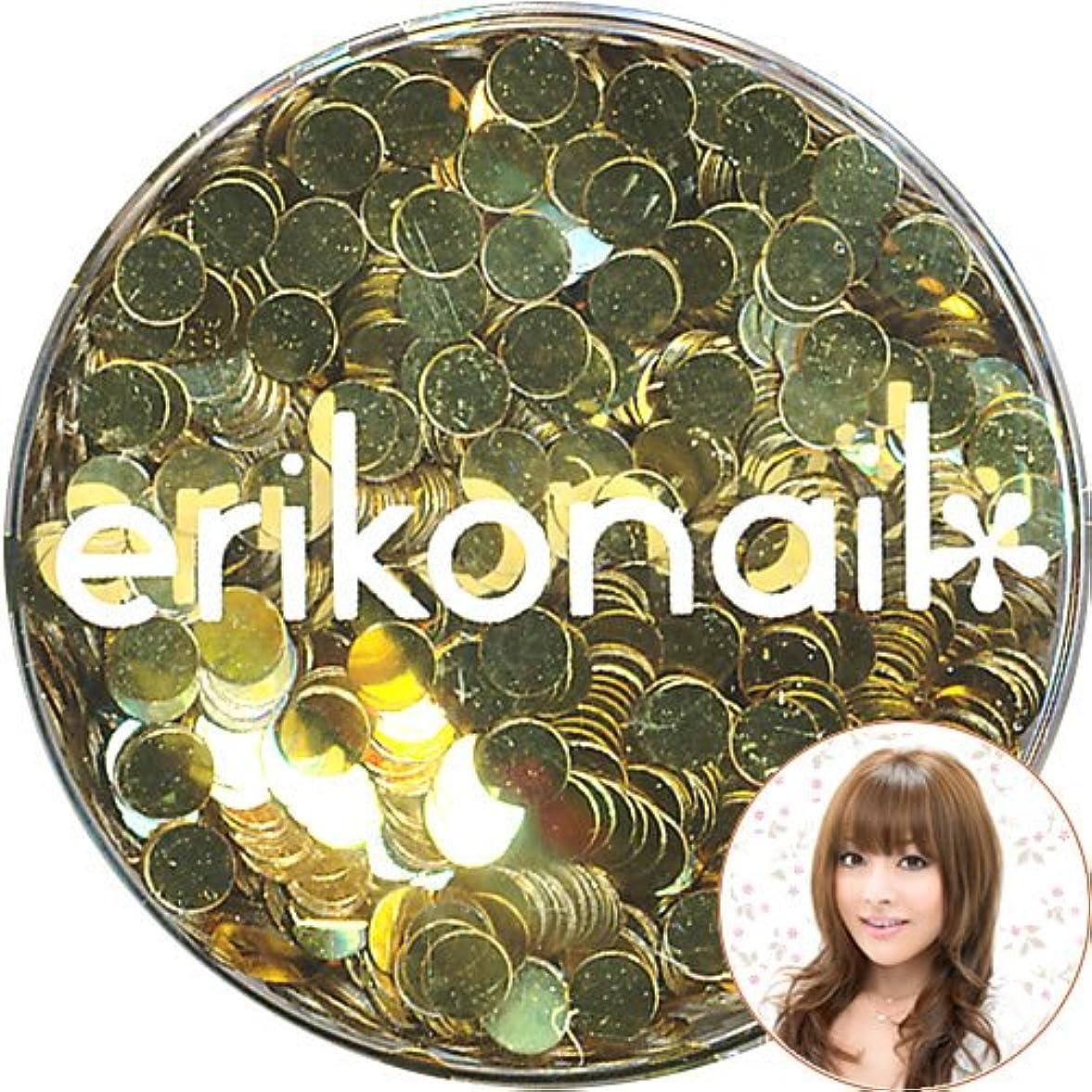 することになっている財団つかむ黒崎えり子 ジュエリーコレクション (ERI-47)ライトゴールド 丸2mm erikonail(エリコネイル)