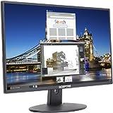 "Sceptre E205W-16003R 20"" 75Hz Ultra Thin Frameless LED Monitor 2X HDMI VGA Built-in Speakers, Metallic Black 2018"