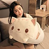 Cat Plush Hugging Pillow, Soft Kitten Cat Stuffed Animal Toy Body Pillow 33.5""