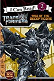 Transformers: Revenge of The Fallen: Rise of the Decepticons (I Can Read. Level 2)