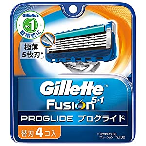 ジレット 髭剃り プログライド フレックスボール マニュアル 替刃4個入