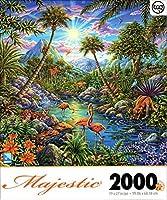 TCG Discovery島by Michael Fishel 2000ピースパズル