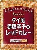 ハウス タイ風赤唐辛子のレッドカレー 200g