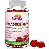 Flamingo Supplements – Cranberry Gummy Supplement for Women, Men, and Kids. Vegetarian, No Gluten, Gelatin or GMO. Kosher and