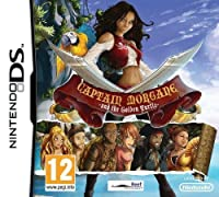 Captain Morgane and the Golden Turtle (DS) (輸入版)