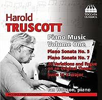 ハロルド・トラスコット:ピアノ作品集 第1集
