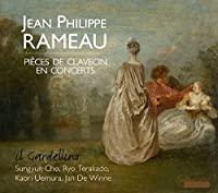 Jean Philippe Rameau: Pi猫ces de Clavecin en Concerts by il Gardellino