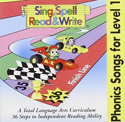 Download Level 1 Audio Compact Disk Second Edition Sing Spell Read and Write (Sing, Spell, Read and Write) 1567046320