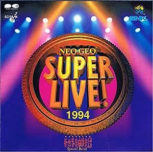 新世界楽曲雑技団スペシャル・バンド‾NEO・GEOスーパーライブ!1994