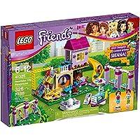 レゴ (LEGO) Friends ハートレークシティプレイグラウンド (Heartlake City Playground) 41325 Building Kit (326 ピース) [海外直送品] [並行輸入品]