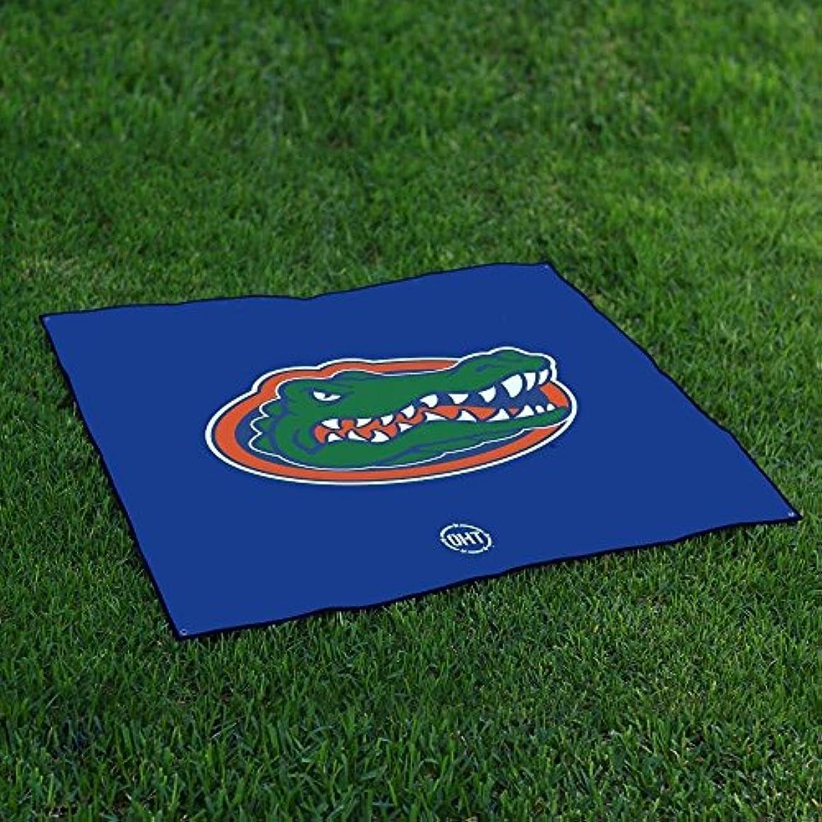 クラウン勧める保存Florida Gators UFテールゲートBlanket操作Hat Trick Oht Legacy