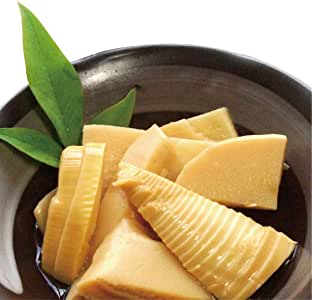 見切り品 uchipac 兵庫県産竹の子煮・味付 令和元年5月とれたて・ギフト・無添加・無菌・常温保存 賞味期限 1年 5個入り