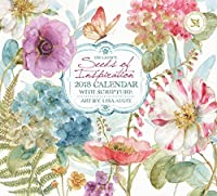 Legacy Publishing Group 2018 12-Month Wall Calendar Seeds of Inspiration [並行輸入品]