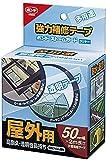 コニシ 補修テープ ストームガードクリヤー #04929×10 50mm幅 10巻入