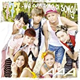 777 〜We can sing a song!〜♪AAAのCDジャケット