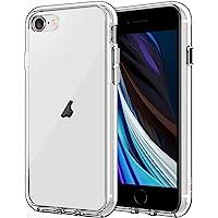 JEDirect iPhone SE 第2世代、 iPhone7 iPhone8 ケース バンパー 衝撃吸収 傷つけ防止…