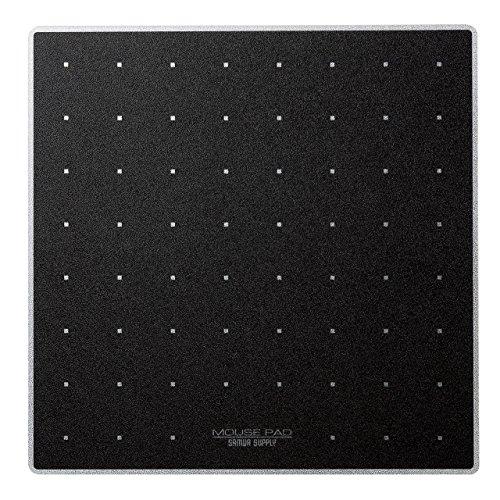 サンワサプライ 光反射マウスパッド MPD-OP36BK