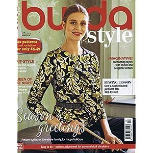Burda Style English [DE] No. 12 2017 (単号)