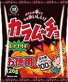 湖池屋 お徳用カラムーチョチップス ホットチリ味 126g ×12袋