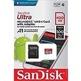 SanDisk Ultra 400GB microSDXCメモリーカード UHS-I SDSQUAR-400G-GN6MA [並行輸入品]