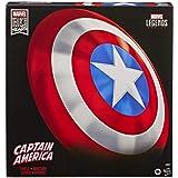 Marvel E8667 Legends Series Captain America Roleplay Premium Shield