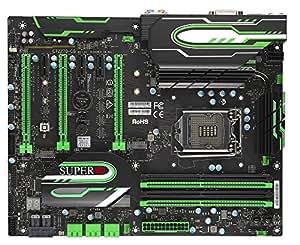 SUPERMICRO SuperO Core Gaming C7Z270-CG [第7世代Core Kaby Lake対応]ゲーミングマザーボード MB3869 MBD-C7Z270-CG-O