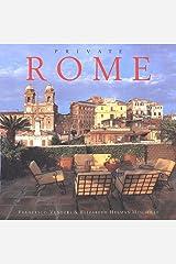 Private Rome Hardcover