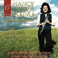 Nancy Ambrose King Plays Oboe Concertos