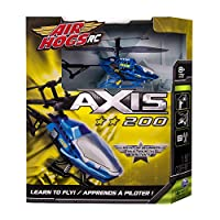 Air Hogs RC Axis 200 R/C Helicopter - Blue by Air Hogs [並行輸入品]