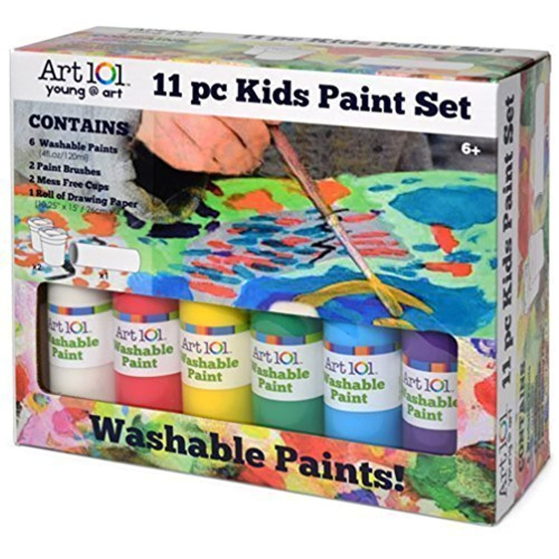 Art 101 Kids Paint Set