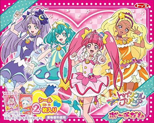 スター☆トゥインクルプリキュアポーチガム 12個入 食玩・ガム(プリキュア)