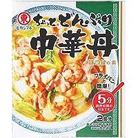 ヒガシマル醤油 ちょっとどんぶり 中華丼2P×5個