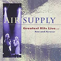 Greatest Hits Live Now & for