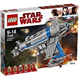 LEGO Star Wars Resistance Bomber 75188 Playset Toy