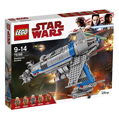 レゴ(LEGO) スター・ウォーズ レジスタンス・ボマー 75188