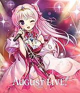オーガストのライブBD「AUGUST LIVE! 2016」3月リリース