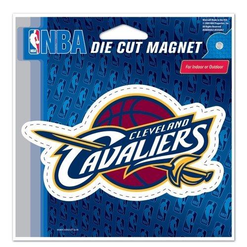 NBA クリーブランド キャバリアーズ ロゴ型マグネット