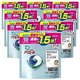 【ケース販売】アリエール 洗濯洗剤 ジェルボール3D ダニよけプラス 詰め替え 超特大 26個x8