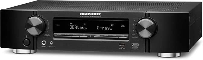 Marantz AVレシーバー Dolby Atmos Height Virtualizer/ブラック NR1710/FB