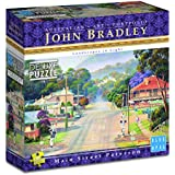 Blue Opal Bradley Main Street Paterson 1000pc,Deluxe Puzzles