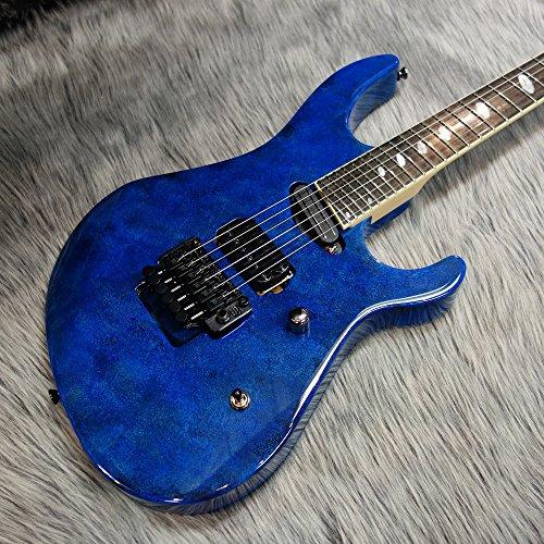 Caparison Horus-M3 Aqua Blue EF【27フレット、ミディアムスケール】