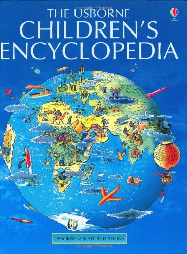 THE USBORNE CHILDREN'S ENCYCLOPEDIAの詳細を見る