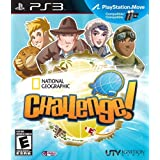 National Geographic Challenge (Move) - Playstation 3 [並行輸入品]