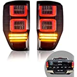 VLAND LED RearLight taillight taillamp For Ford Ranger T6 XLT PX 2012-UP LED Tail Lights The New LED tail Lights are Designed