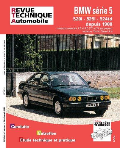 Rta 521.2 Bmw Serie 5 E&d (88/91)& Td