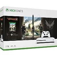 Xbox One S 1TB ディビジョン2 同梱版(234-00887)